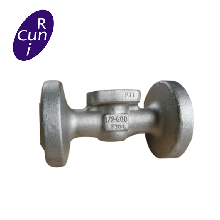 Durable Manual Safe Forged Check Valve pressure seal bonnet