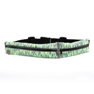 Adjustable Water Resistant Running Pouch Runners Sport Belt Waist Pack Bag for Hiking