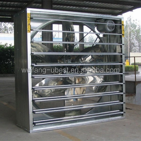 50'' Industrial Fan/Greenhouse Exhaust Fan/Poultry Farm Chicken House Ventilation Fan