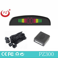 Numerical Color LED Display Auto Parts 4 Radar Detectors Car Parking Sensor System