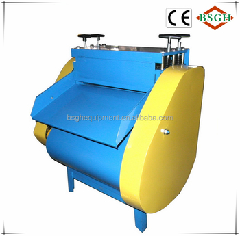 Striping Cutting Usage Wire Recycling Machine,Copper Wire Stripping ...