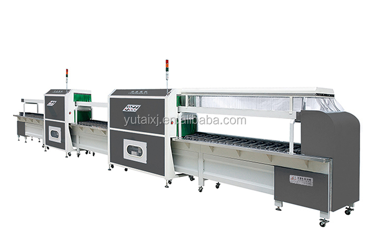 YT130 Single/Double-layer Shoe Sole Infrared Conveyor For Sales