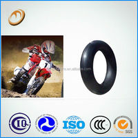 top quality hot sale natural or butyl rubber tyre tube for dirt bike 300/325-17 motorcycle inner tube 17