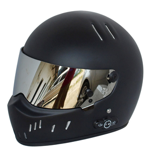 Classic Best-selling style with bluetooth Glass Fiber Custom Motorcycle helmet motocross Helmet Motorcycle Helmet