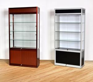 small jewelry toy showcase home hand model display cabinet