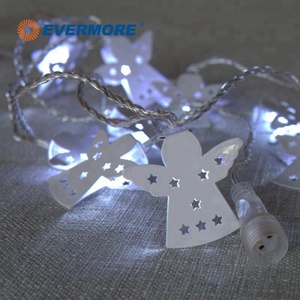 Evermore Christmas Angel Fairy String Led Light