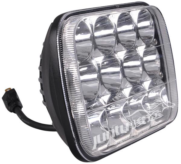 New Product 9-32v Dc 5160lm 60w Ip67 Sealed Beam Headlight 7x5 Led ...
