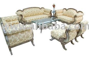 Sofa Set Fabric Modern