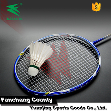 Raw material duck feather nylon shuttlecock badminton
