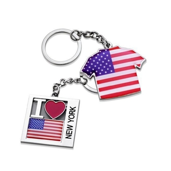 High Quality Flag Shape Keyring Metal Souvenir Custom Keychain, View High  Quality Flag Shape Keychain, NS Product Details from Dongguan City Winstar