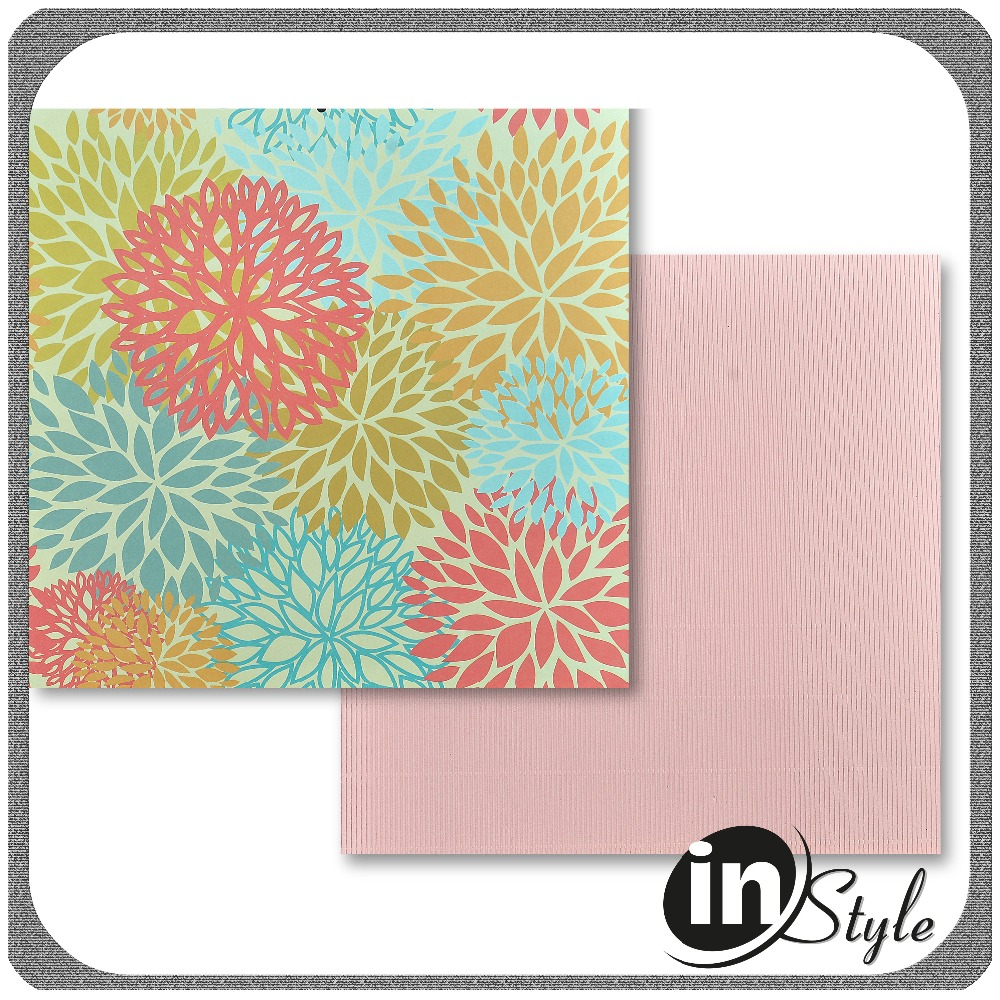 Crimp Pattern Paper for scrapbooking and DIY craft