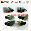 China EPDM co-extruded seal automotive rubber door trim seal