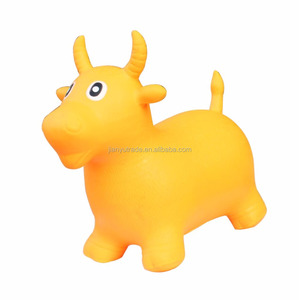 Wholesale Toy Kids Inflatable Jumping Animals Inflatable Animal Toys for Kids