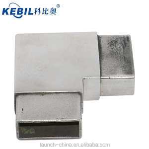 stainless steel square tube connector (S401) lowes