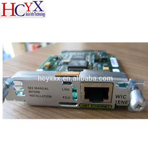 USED CISCO 1841 router card WIC-1ENET
