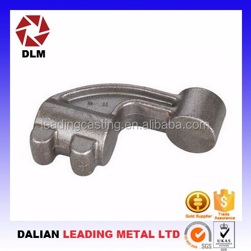 OEM products zinc die casting china with powder coating