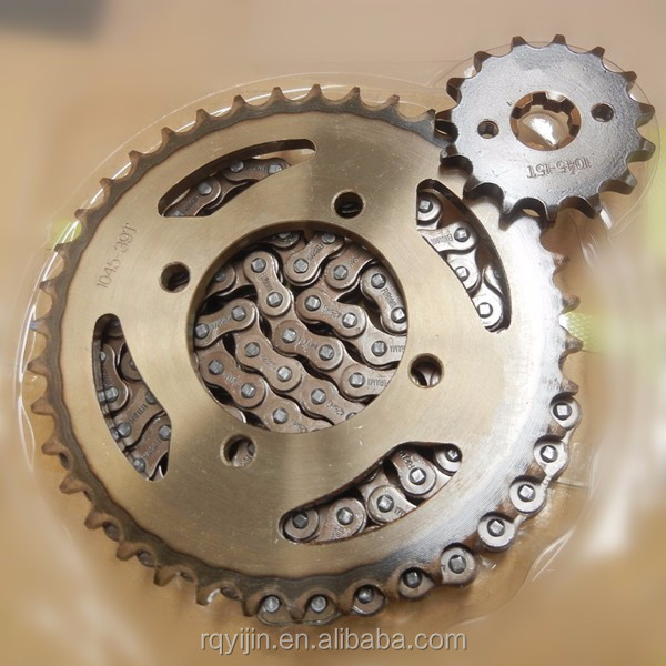 Wholesale Good Quality Indonesia Motorcycle Chain Sprocket For Jupiter Mx -  Buy Sprockets And Chains,Motorcycle Sprocket For Honda Wave 125,Tvs Xl