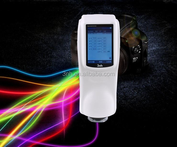 Cheap Color Comparator Spectrophotometer with LAB