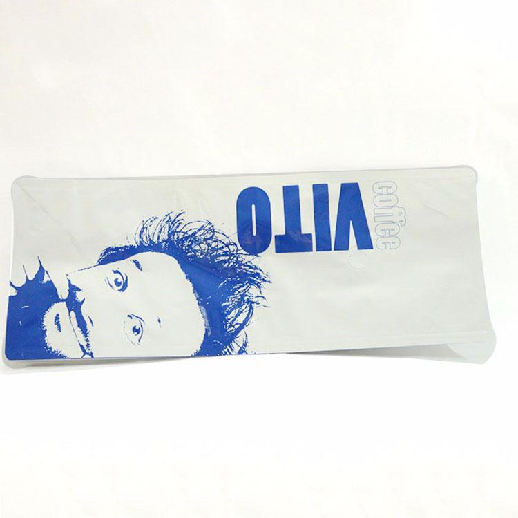 Custom Quad Seal Plastic Drip Coffee Bag