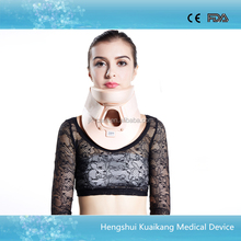 Low price soft and comfortable Philadelphia cervical collar medical neck collar with adjustable with lock sysytem