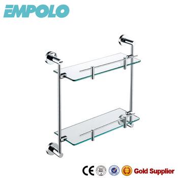 Stainless Steel Toilet Glass Shelf For Sliding Glass Door Bathroom Double Glass Holder 927 12 Buy Sliding Glass Door Shelftoilet Glass