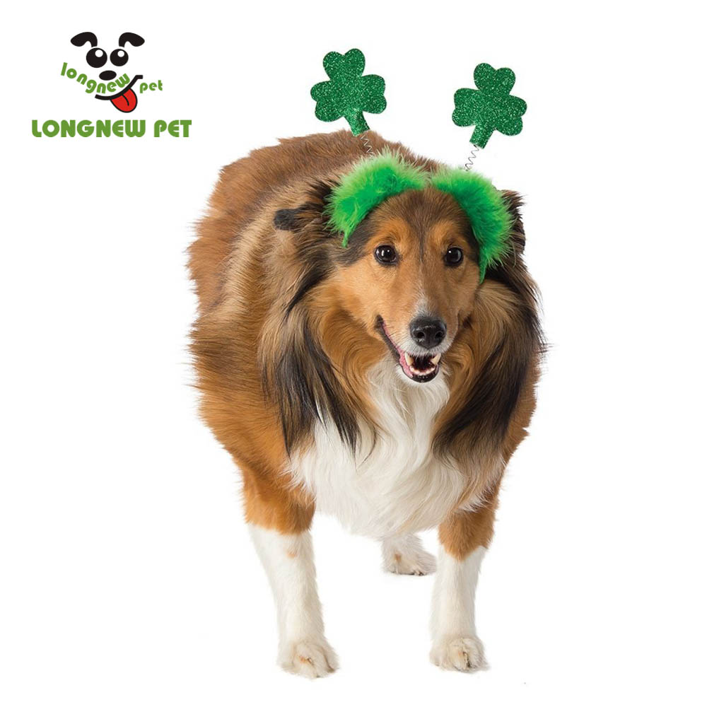 Pet Costumes Accessory Christmas Dog Headband Cosplay Ears For Large Dogs