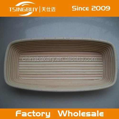 Factory wholesale 100% nature rattan handmade proving vannerie banneton
