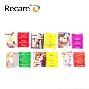 3pc wallet adult product/sex product male condom with iso ce certificate