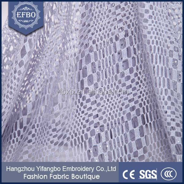 Cheap Fabric Wholesalers Embroidered Lace Fabric / New Fashion ...