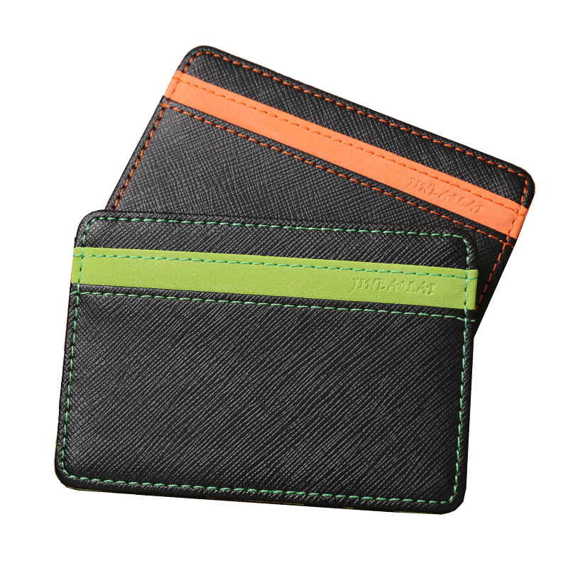 New Arrival High Quality PU Leather Magic Wallets Fashion Designer Men Magic Wallet Money Clip Credit Card Clutch Holder Purse