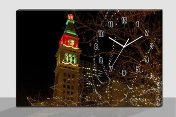 Orologi Da Parete In Tela : Bigben su tela orologio da parete online uk buy orologio da