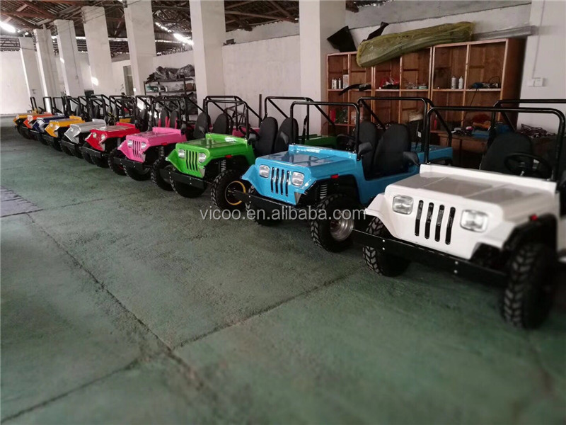 HOT New 150CC 200CC 250CC benzina Adulto Mini willys Più Economico in Vendita in 2018