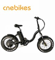 2018 CNEBIKES Fat Ebike 350W /500w Cheap Fat Tire Electric Bicycle Mountain Bike For Sale With Battery