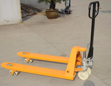 China Hot Sale DF 2.5 ton hand pallet truck with CE Certificate