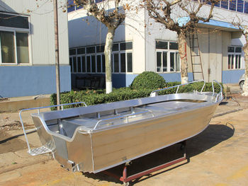 14ft Deep V Aluminum Fishing Boat - Buy Aluminum Boat Deep V