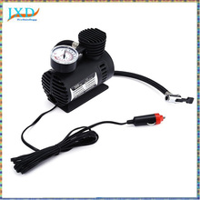 Mini Air Pumps Compressor DC 12V 300PSI Portable Auto Electric Inflatable Pumping for Moto Bicycle Ball Car Inflatable Pump