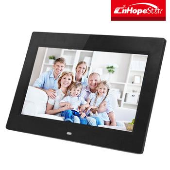10\'\' 1024x600 Resolution Digital Photo Frame Sim Card For ...