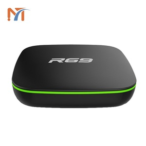 Root access android smart stream tv box R69 Allwinner H3 1G/8G 2G/16G  android tv box