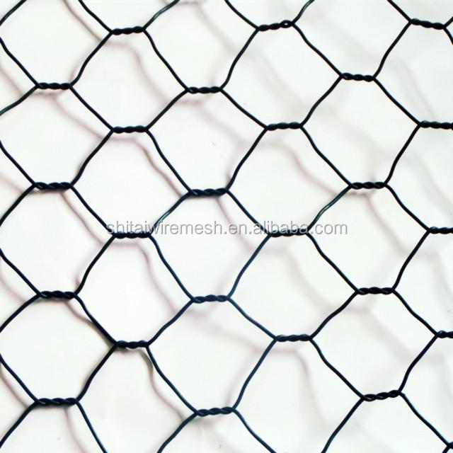 Galvanized Gabion Box Hexagonal Wire Mesh Galvanized Gabion Box
