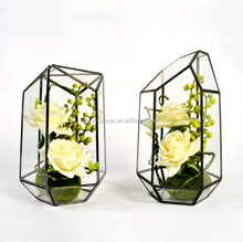 Simple model of modern room hotel window display Home Furnishing soft outfit rose floral flower home decoration(BG10-M578)