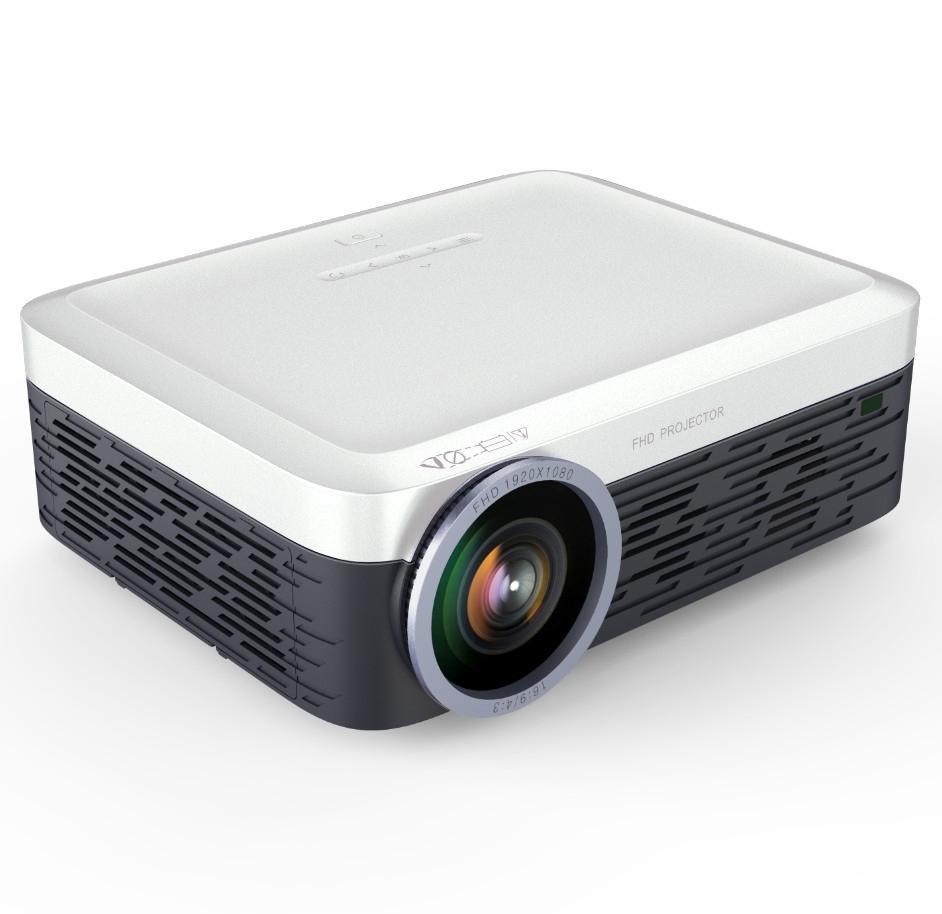 [COPPA del mondo Della Vigilanza] Walmart di Vendita Caldo Android wifi 1080p Nativo full hd digitale LED video portatile per la casa teatro proiettore LCD