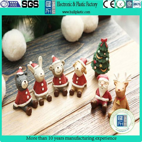 christmas street decorations/polyresin christmas decoration/christmas decorations wholesale