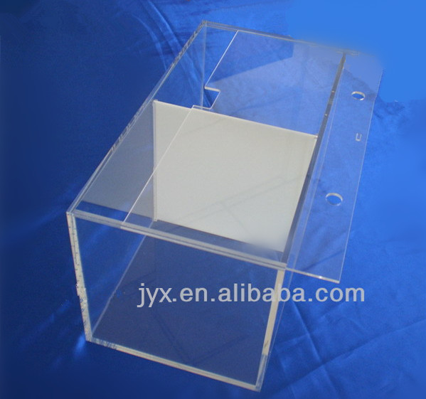 how to make a sliding lid box