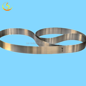 splitting band saw blade for skiving machine band knife