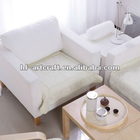 SC-020(off white) Cotton Sofa Cover