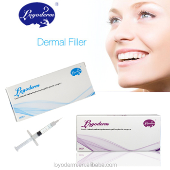 Acide hyaluronique diepe ha injectie dermal filler