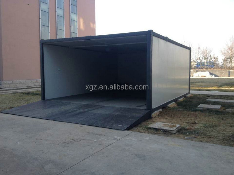 cheap customeriaed garage container carport