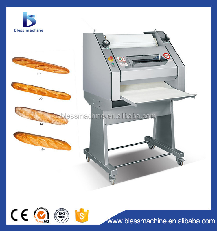 Full stainless steel Economical and practical french baguette bread Molder Machine