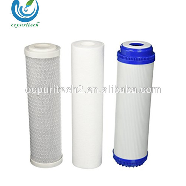 10 inch 10 micron sediment pp melt blown filter cartridge