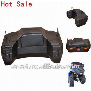 ATV/QUAD STORAGE LUGGAGE REAR TRUNK CARGO BOX/TOP CASE/COFFER